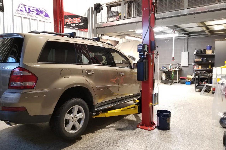 Diesel OEM service